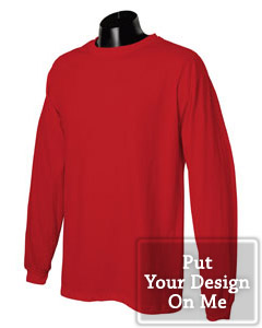 Personalized long sleeve shirts